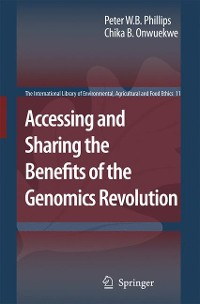 Cover Accessing and Sharing the Benefits of the Genomics Revolution