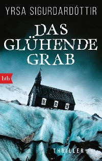 Cover Das glühende Grab