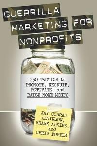 Cover Guerrilla Marketing for Nonprofits