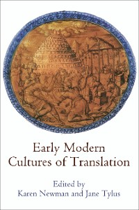 Cover Early Modern Cultures of Translation