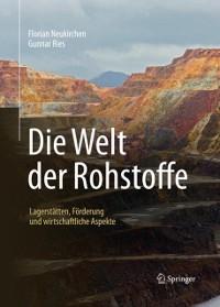 Cover Die Welt der Rohstoffe