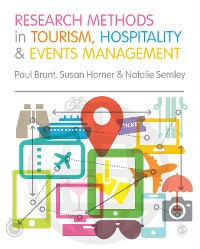 Cover Research Methods in Tourism, Hospitality and Events Management