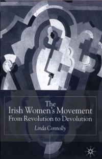 Cover Irish Women's Movement