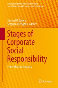 Cover Stages of Corporate Social Responsibility