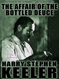 Cover The Affair of the Bottled Deuce