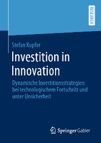 Cover Investition in Innovation