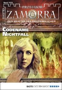 Cover Professor Zamorra - Folge 1070