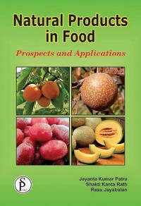 Cover Natural Products In Food (Prospects And Applications)