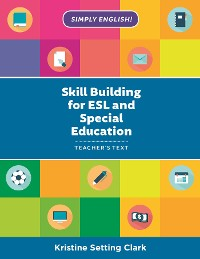 Cover Skill Building for ESL and Special Education