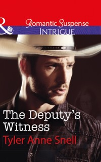 Cover Deputy's Witness (Mills & Boon Intrigue) (The Protectors of Riker County, Book 2)