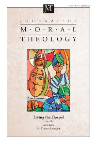 Cover Journal of Moral Theology, Volume 9, Issue 2