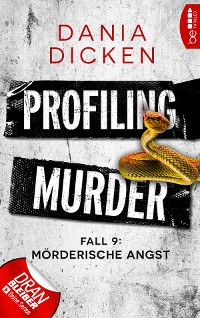 Cover Profiling Murder - Fall 9
