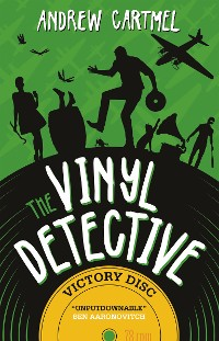 Cover The Vinyl Detective - Victory Disc