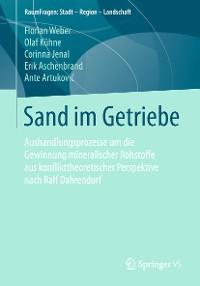 Cover Sand im Getriebe