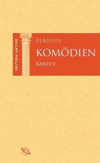 Cover Komödien
