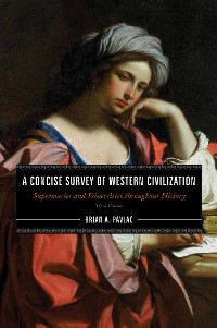 Cover A Concise Survey of Western Civilization