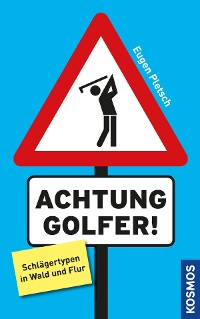 Cover Achtung Golfer!