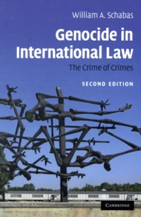 Cover Genocide in International Law