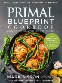 Cover The Primal Blueprint Cookbook