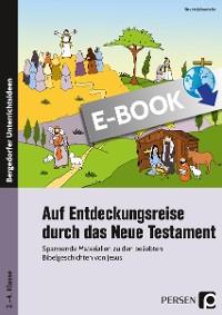 Cover Auf Entdeckungsreise durch das Neue Testament