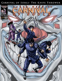 Cover Carnival of Souls: The Knife Thrower