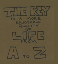 Cover The Key To A More Enjoyable Quality Of Life From A-Z