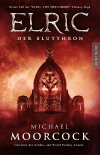 Cover Elric - Der Blutthron