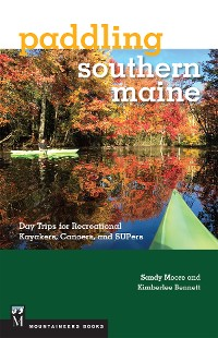 Cover Paddling Southern Maine
