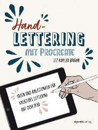 Cover Handlettering mit Procreate