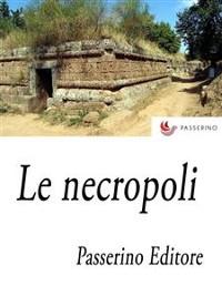 Cover Le necropoli