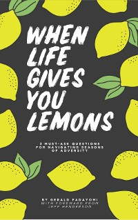 Cover When Life Gives You Lemons