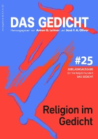 Cover Das Gedicht, Bd. 25. Religion im Gedicht