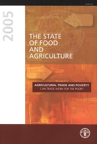 Cover The State of Food and Agriculture 2005