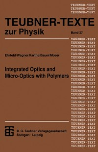 Cover Integrated Optics and Micro-Optics with Polymers