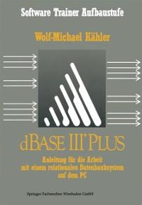 Cover dBase III Plus