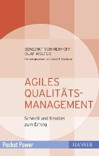 Cover Agiles Qualitätsmanagement