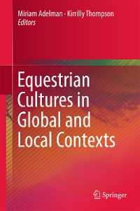 Cover Equestrian Cultures in Global and Local Contexts