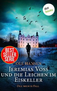 Cover Jeremias Voss und die Leichen im Eiskeller  - Der neunte Fall
