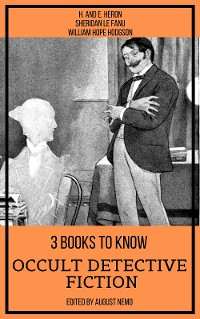 Cover 3 books to know Occult Detective Fiction