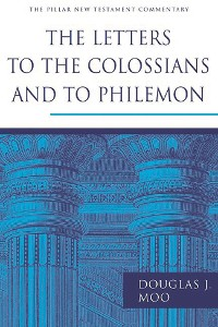 Cover The Letters to the Colossians and to Philemon