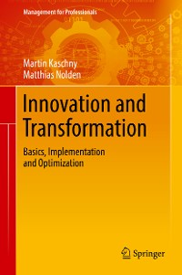 Cover Innovation and Transformation
