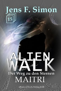 Cover MAITRI (ALienWalk 15)