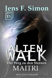 Cover MAITRI (ALienWalk 15)