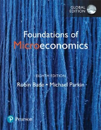 Cover Foundations of Microeconomics, Global Edition