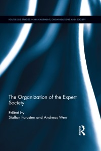 Cover Organization of the Expert Society