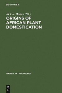 Cover Origins of African Plant Domestication