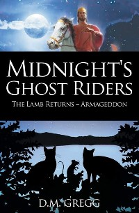 Cover Midnight's Ghost Riders: 'The Lamb' Returns 'Armageddon'