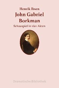 Cover John Gabriel Borkman