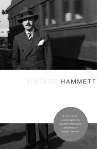 Cover Vintage Hammett