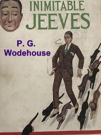 Cover The Inimitable Jeeves